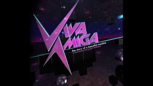 Viva Amiga : the documentaty film !