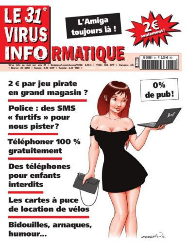 Couverture du Virus Info 31