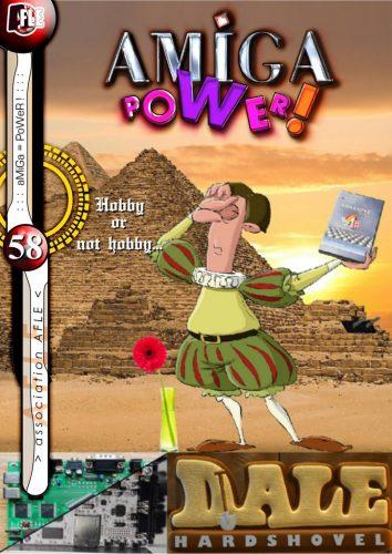 Amigapower # 58 (couverture)
